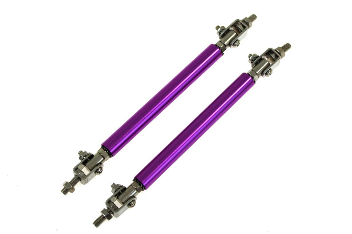Wspornik Lotki, Mocowanie Dyfuzora 150mm Purple Tie Bars - GRUBYGARAGE - Sklep Tuningowy